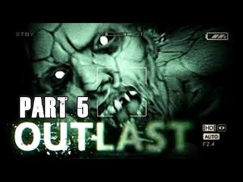 Let's Play OUTLAST Gameplay Walkthrough (Part 5)