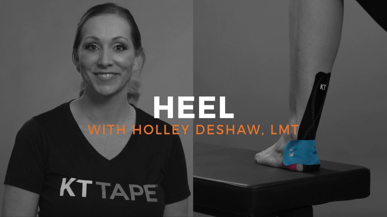 KT Tape for Heel
