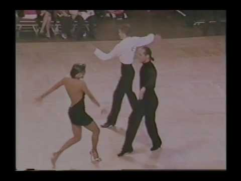 1999 Blackpool Dance Festival Professional International Latin American Competition