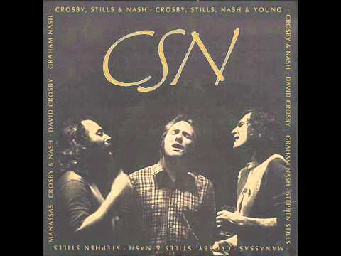 Crosby, Stills, Nash & Young - Almost Cut My Hair (Extended Version)