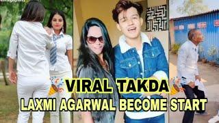 NEW VIRAL VIDEO||TADKA VIRAL LAXMI AGARWAL||LATEST VIRAL LAXMI AGGARWAL CHAPPAK VIDEO