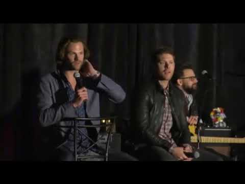 J2 Afternoon panel Stageit Recording - Supernatural San Francisco Con 2017 SPNSF