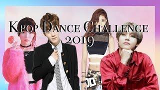 Gambar cover KPOP RANDOM DANCE CHALLENGE 2019