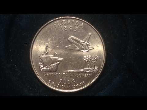 2004 State Quarter: Florida