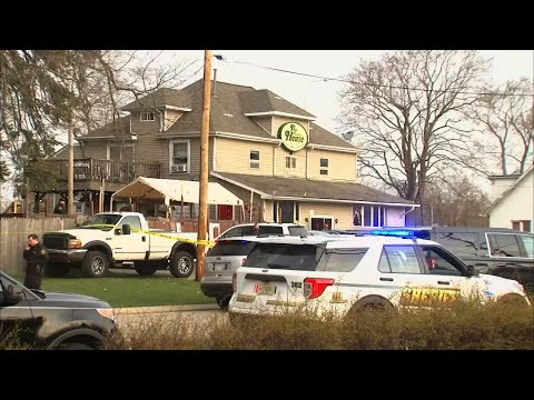 3 dead, 2 wounded in shooting at Wisconsin tavern