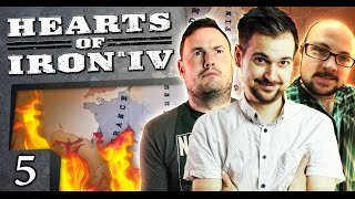 Hearts of Iron - The Cuckening #5 - Political Power