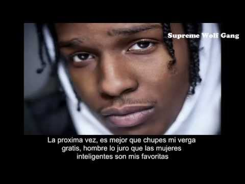 Asap rocky-Electric Body ft. schoolBoy Q (Subtitulada)