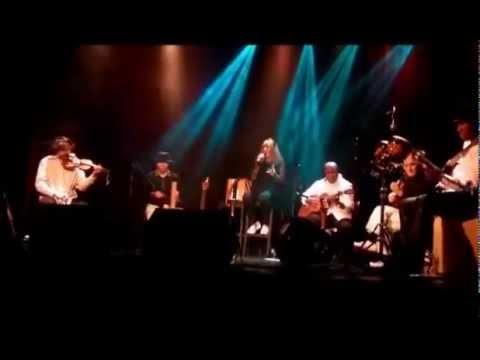 Extraits Live, Studio Raspail Paris, Ode Desfonds et les Hot'antiques, 13.01.2013