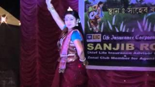 Dance performance-Rupang dehi jayang dehi