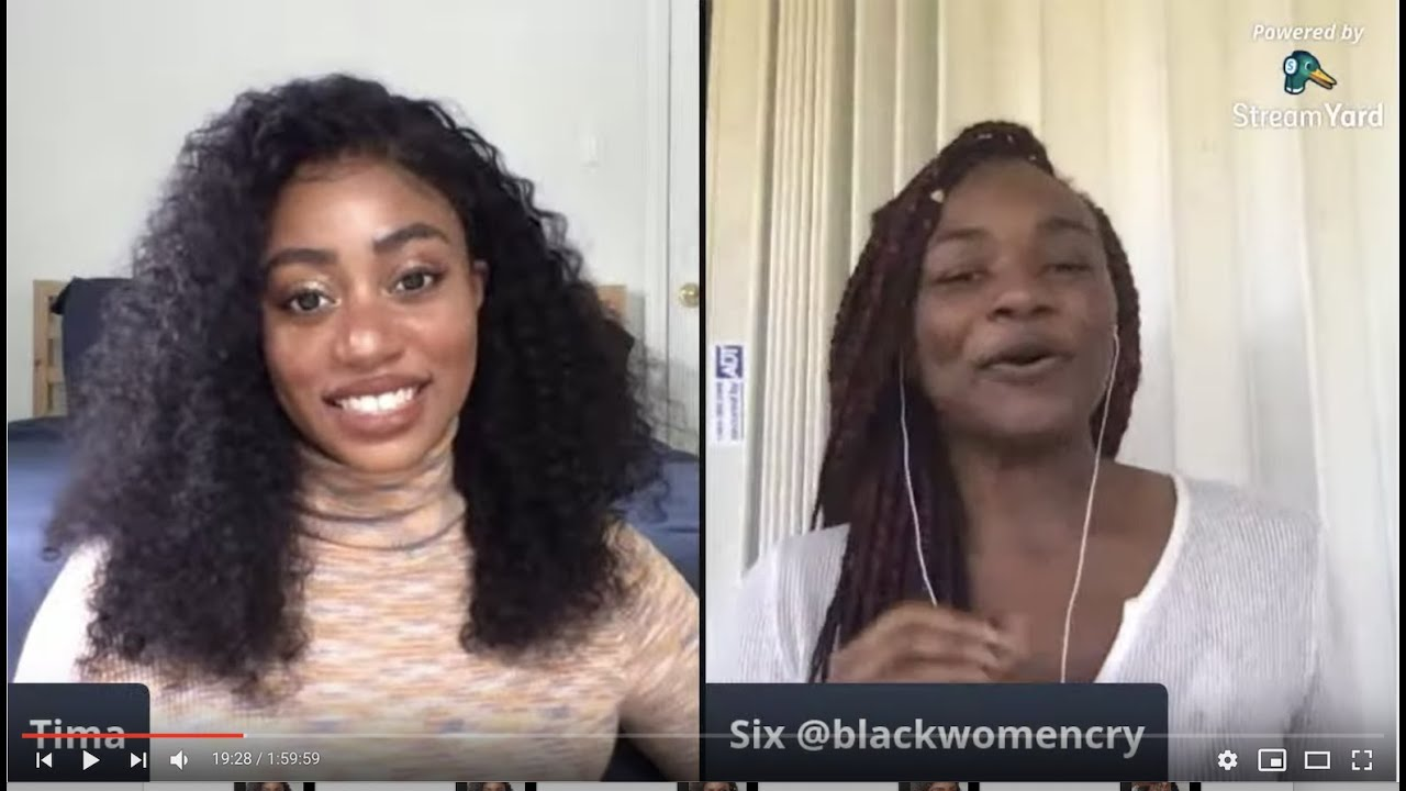 Let's talk Pandemic, Anti-Blackness, Astrology, and the Future! Ft. Blackwomencry