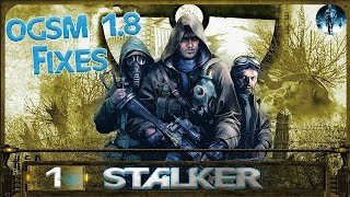 STALKER OGSM CS 1.8 CE Fixes - 1: Война на Болотах