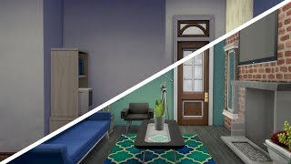 MEDINA STUDIOS APARTMENT TRANSFORMATION // The Sims 4: Fixer Upper
