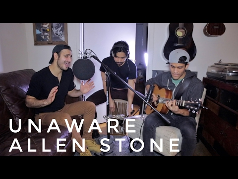 UNAWARE | Allen Stone | Cover by Nathan...