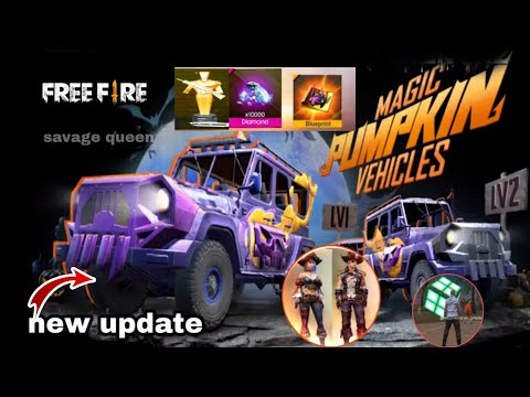 ob18-new-jeep-skin-//halloween-events,-new-pet,-new-features-full-details-in-hindi-//-savage-queen