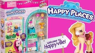 Shopkins Happy Places • Show Jumping • bajka po polsku