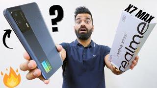 Realme X7 Max 5G Unboxing&First Look-本当のフラッグシップキラー?🔥🔥🔥
