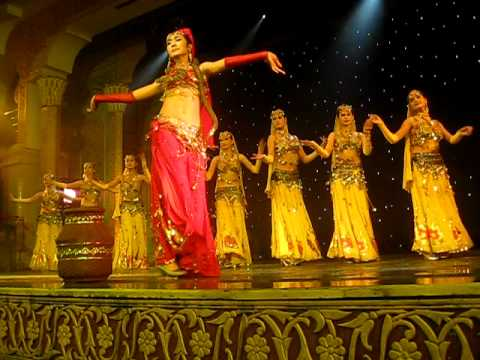 East Turkmenistan Dance 3
