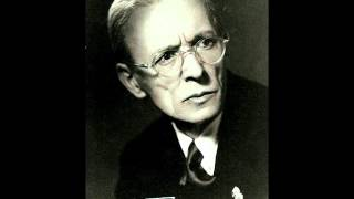 Ildebrando PIzzetti Symphony in A -Ⅰ(1940)(monoral old recording).wmv