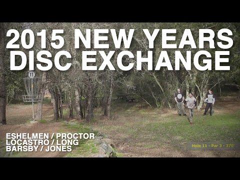 PHP #5 - New Years Disc Exchange, 2015 (Proctor, Eshelman, Locastro, Long, Barsby, Jones)