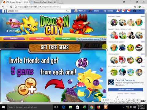 Baixar Hack dragon city totorial - Download Hack dragon city