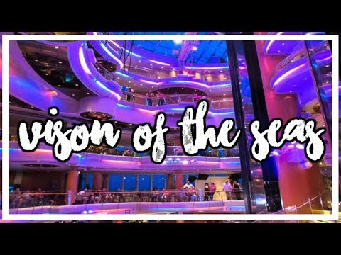 Royal Caribbean:Vision of the Seas
