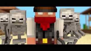 "Minecraft - ""Miners in the Sun"" (Parodia de ""Lovers of the Sun"" de David Guetta) | Video Oficial"