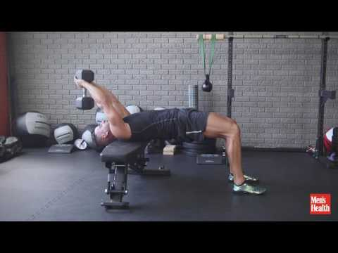 Dumbbell Pullover – An Entire Guide With Form Tips
