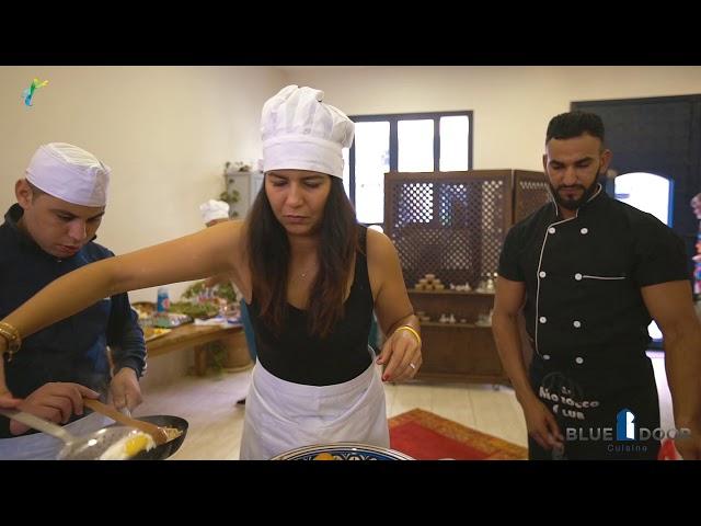 Blue Door Cuisine - Team Building Event