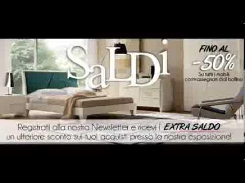 Deco Mobili Camere Da Letto.Saldi Alla Deco Mobili Youtube
