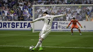FIFA 15 | Rabona Free Kick Tutorial Thumbnail