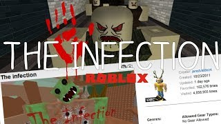 Time Traveling In Roblox 'The Infection'