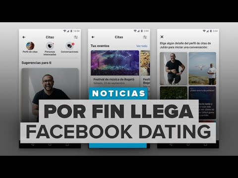 Por Fin Llega Facebook Dating