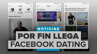 Por fin llega Facebook Dating
