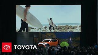 2017 New York Auto Show   Toyota thumbnail