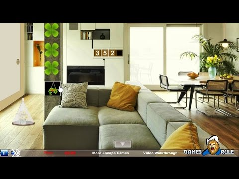 Plant Furnishing House Escape Walkthrough