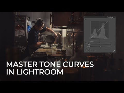 Things You Don't Know About Tone Curves In Lightroom | Master Your Craft