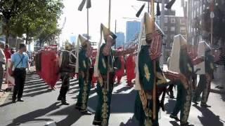 Streetparade Rotterdam 2011 ( deel 2 )