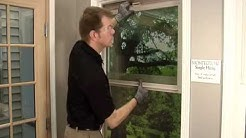 How To: Properly Remove Single Hung Window Sash