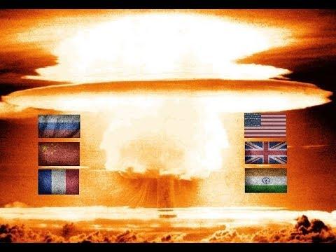 दुनिया के सिर्फ 6 देश जिनके पास Hydrogen Bomb  है !