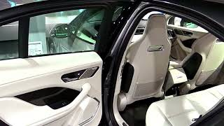 2019 Jaguar i Pace EV400 Electric SUV Edition Design Special Limited First Impression Lookaround
