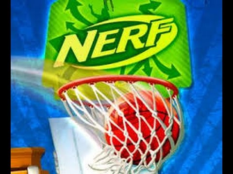 Nerf/Basketball bedroom edition