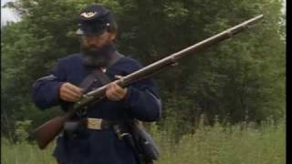 Musket Drill and Cannon Firing Films from Gettysburg National Military Park Visitor Center