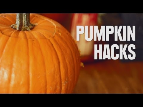 Clever Pumpkin Carving Hacks You Should Know
