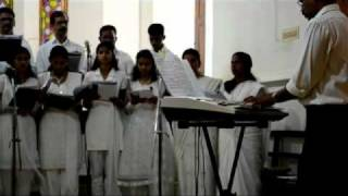 Easter Eve Service St.Pauls CSI Church KUnnamkulam.mp4
