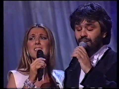 The Prayer Celine Dion& A Bocelli