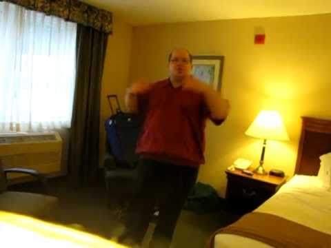 Schumin Web Video Journal: Greetings from Durham, New Hampshire (1 of 2)