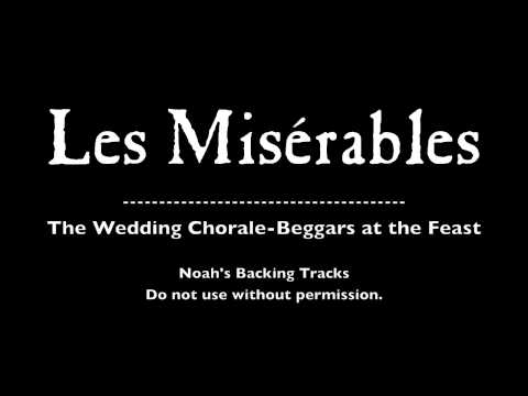 40. The Wedding - Les Misérables Backing Tracks (Karaoke/Instrumentals)