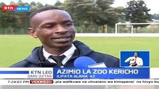 Zoo Kericho imesema ilitimiza lengo lake la kusalia kwenye ligi mwishoni mwa msimu