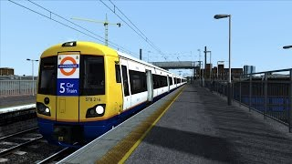 Lets Test Train Simulator 2016 North London Line