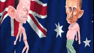 Shirt-fronting: Abbott v Putin